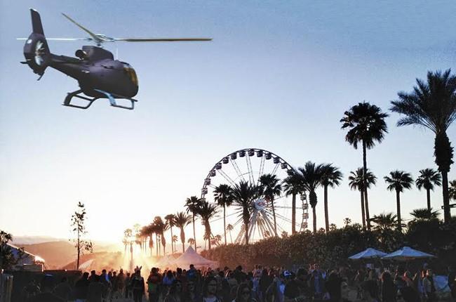 BLADE at Coachella