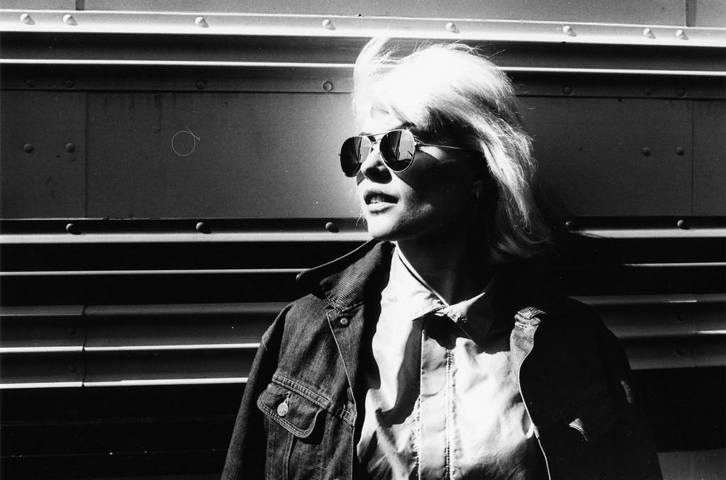 Debbie Harry photographed in 1978.
