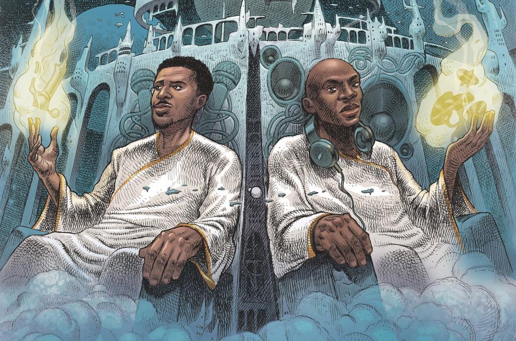 Blu & Nottz - Gods in the Spirit, Titans in the Flesh