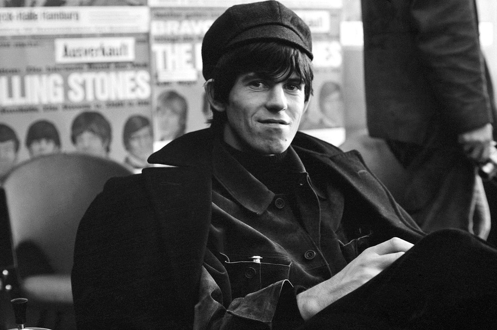 keith richards, rolling stones, vintage