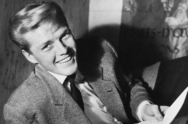 Bob Crewe, 1960.