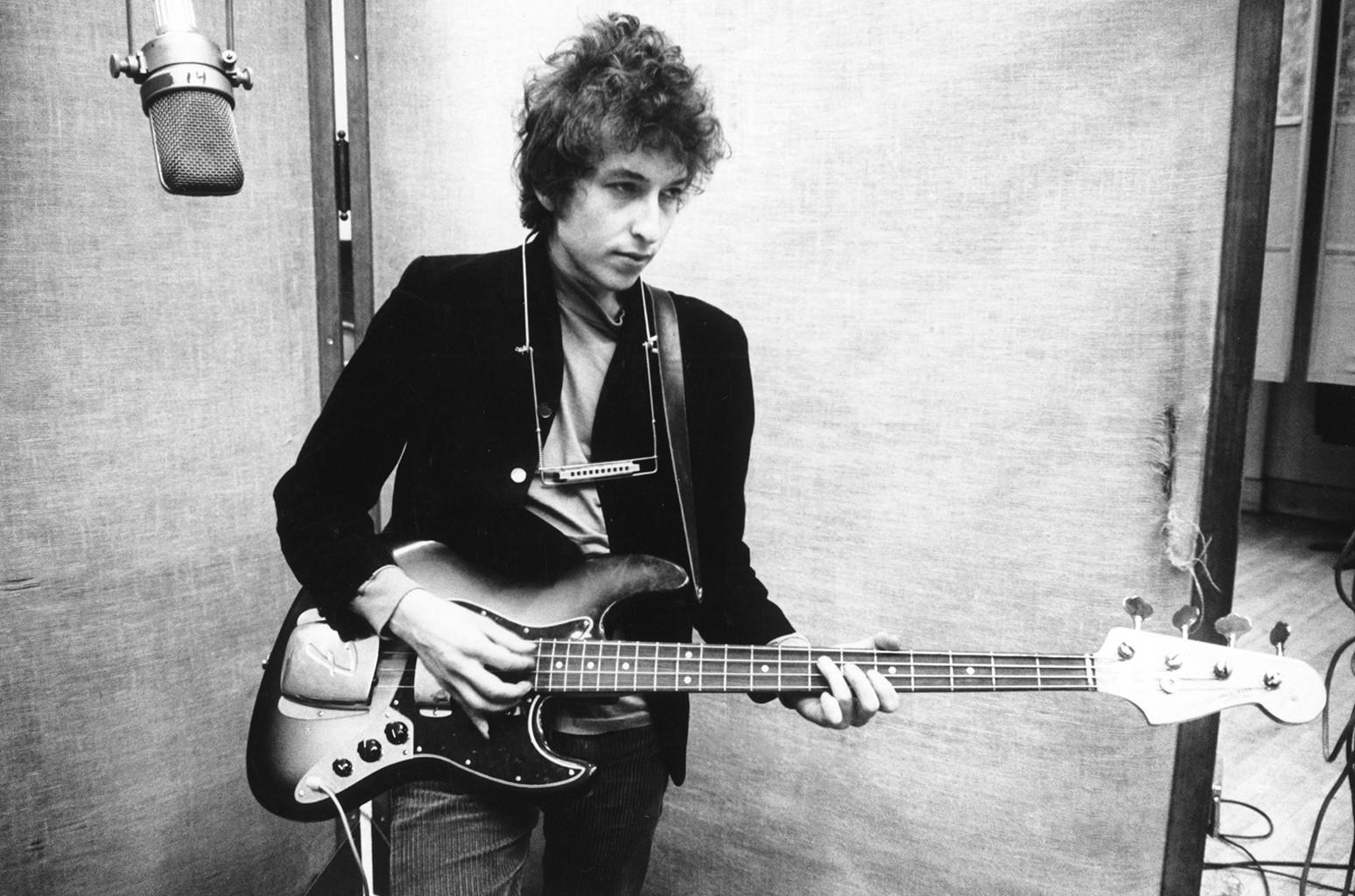 Bob Dylan in 1965