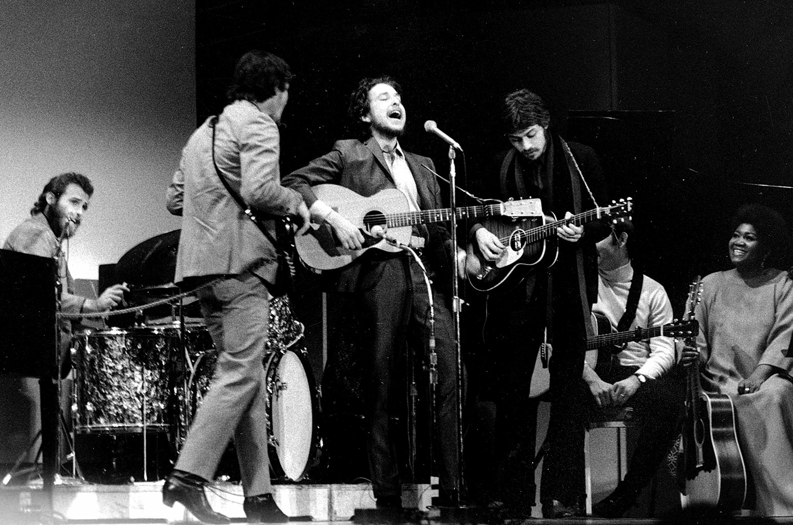 Bob Dylan & The Band