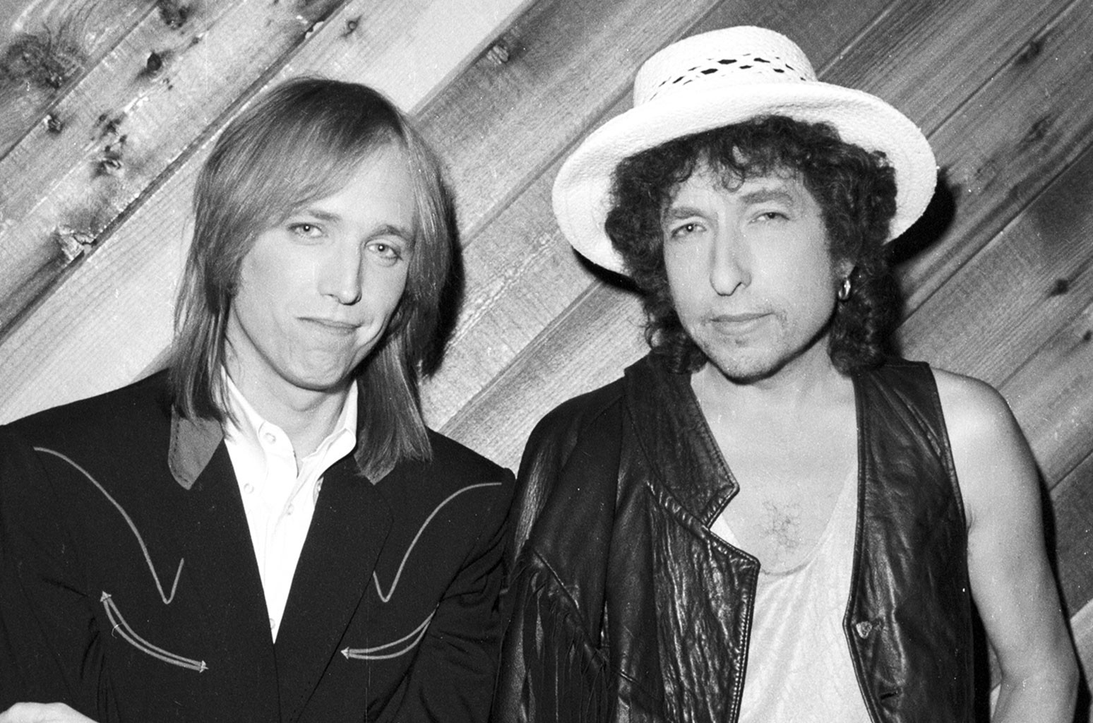 Bob Dylan and Tom Petty