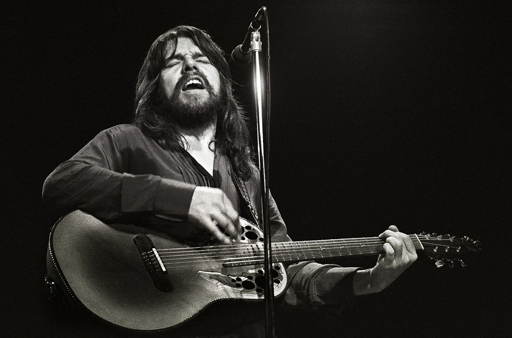 Bob Seger performs in Rotterdam, Netherlands in 1980.