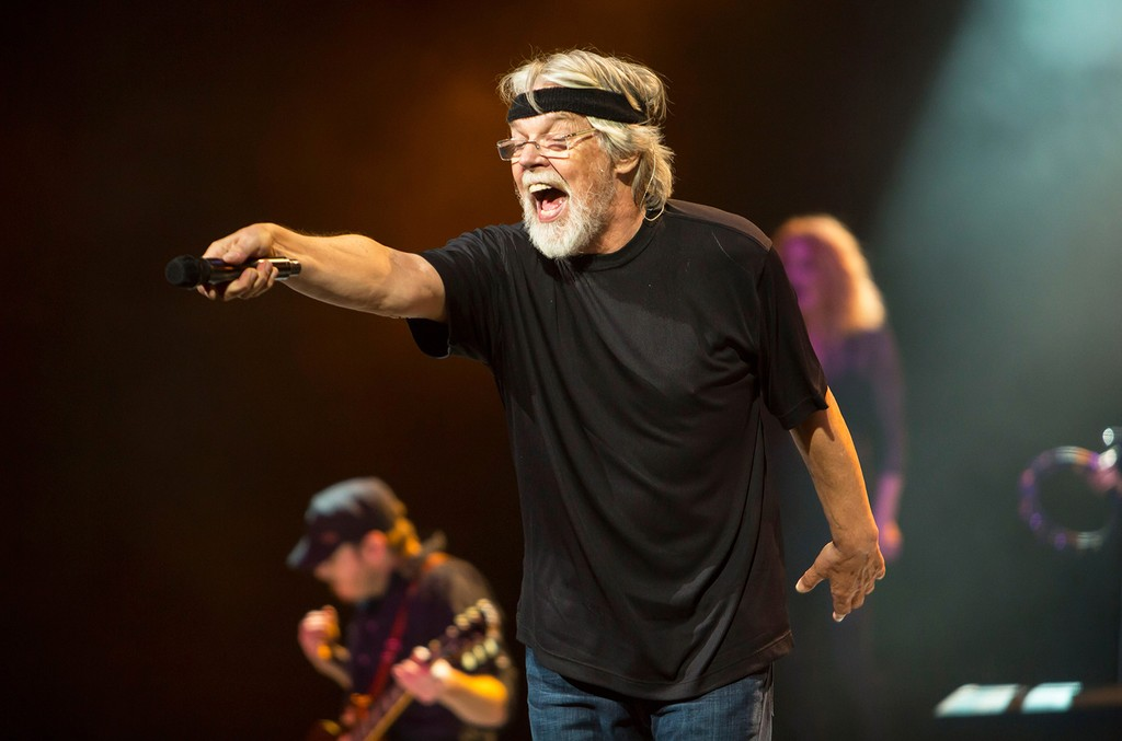 Bob Seger performs at The Palace of Auburn Hills on April 11, 2013 in Auburn Hills, Mich.