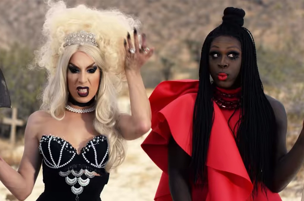 "Bob The Drag Queen ft. Alaska Thunderfuck, ""Yet Another Dig"""