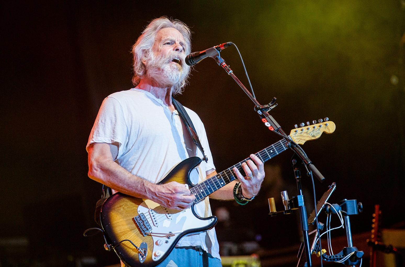 Bob Weir in 2016