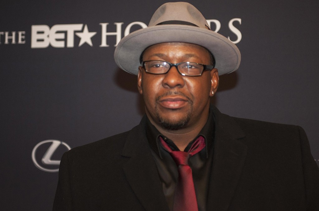 Bobby Brown in 2015