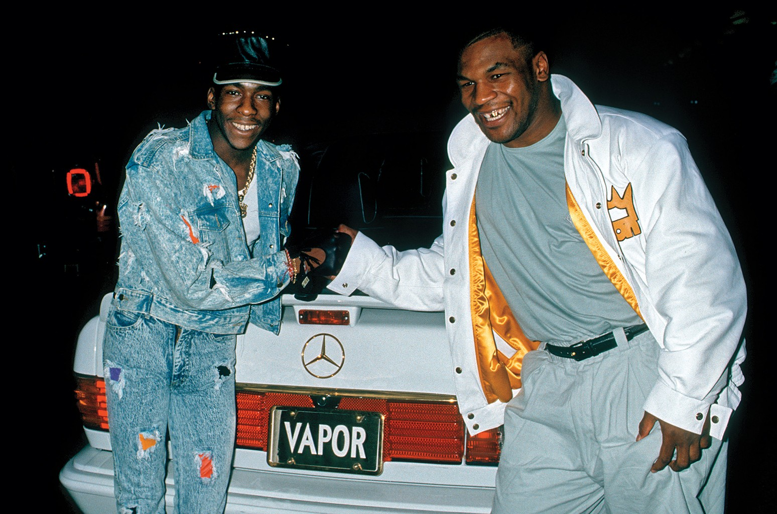 Bobby Brown & Mike Tyson