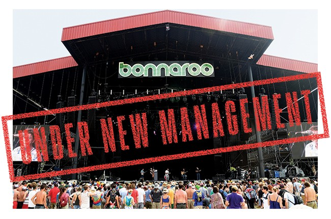 2014 Bonnaroo Arts And Music Festival on June 15, 2014 in Manchester, Tennessee