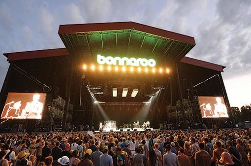 2014 Bonnaroo Music & Arts Festival