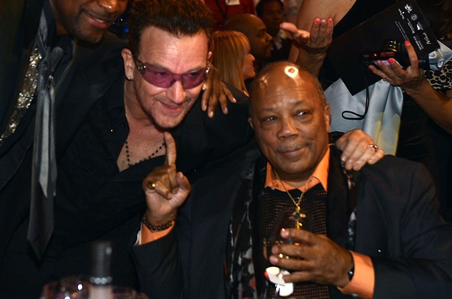 Bono and Quincy