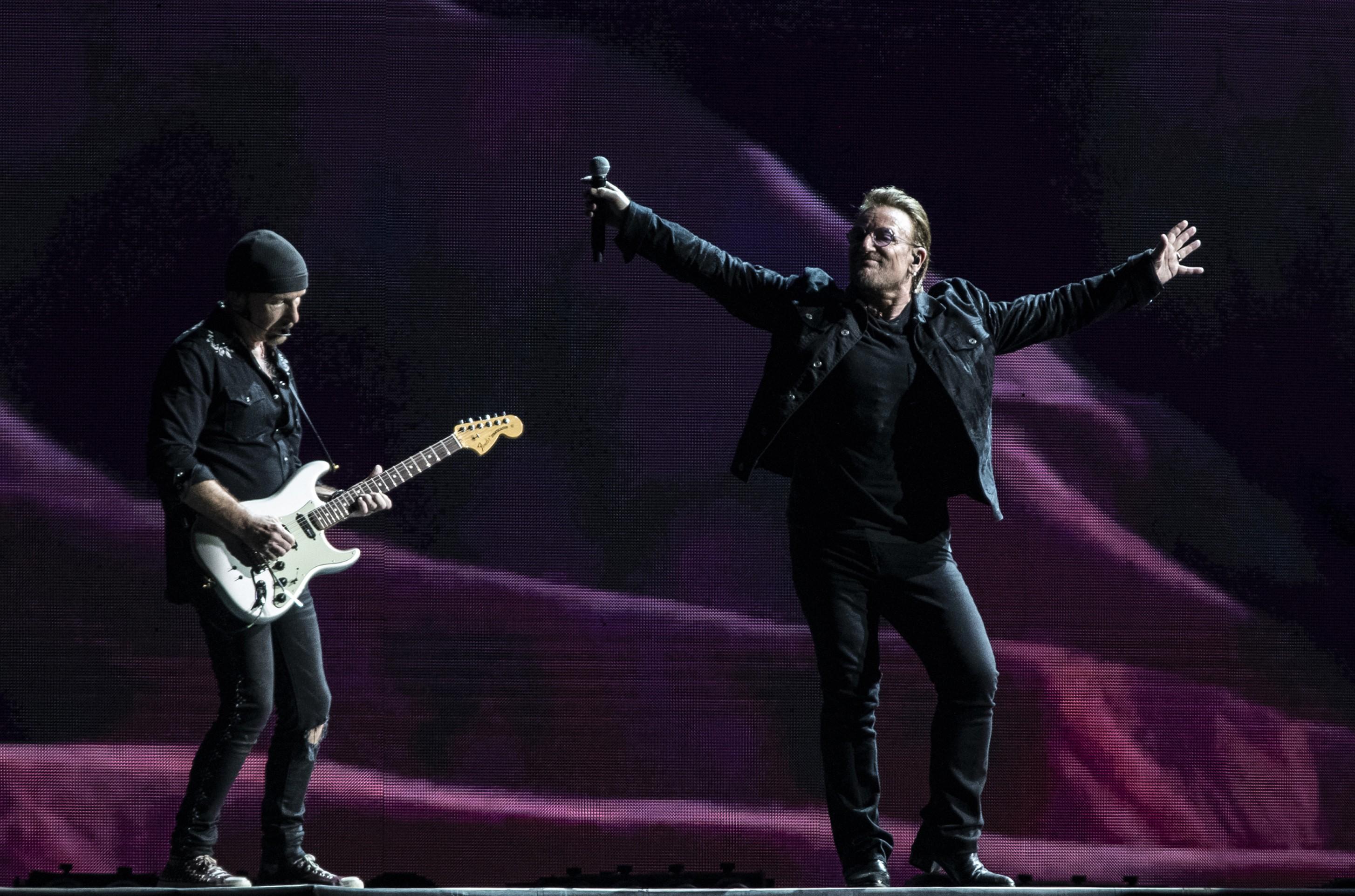 U2 Talk Climate Change Blast The Hits On Joshua Tree Tour Opener In Australia Billboard Gomez joshua most popular professions. joshua tree tour opener in australia