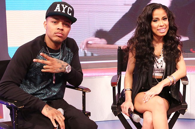 Bow Wow and Keshia Chante