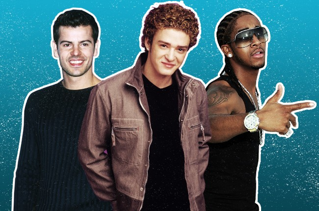 Boy band members who went solo featuring Jordan Knight, Justin Timberlake, Omarion and more!