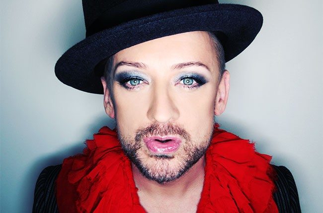 Boy George branded biphobic following controversial