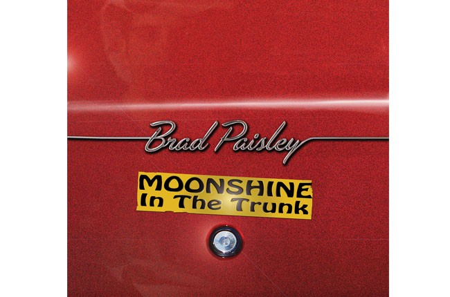 Brad Paisley: Moonshine in the Trunk, 2014.