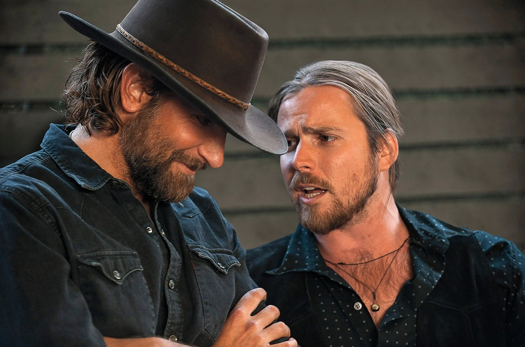 Nelson (right) worked with Cooper on A Star Is Born.