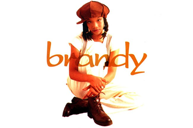 Brandy, 1994.
