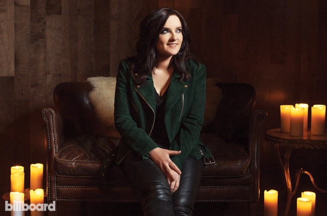 Brandy Clark photographed at 5th & Taylor in Nashville on Feb. 9, 2016.