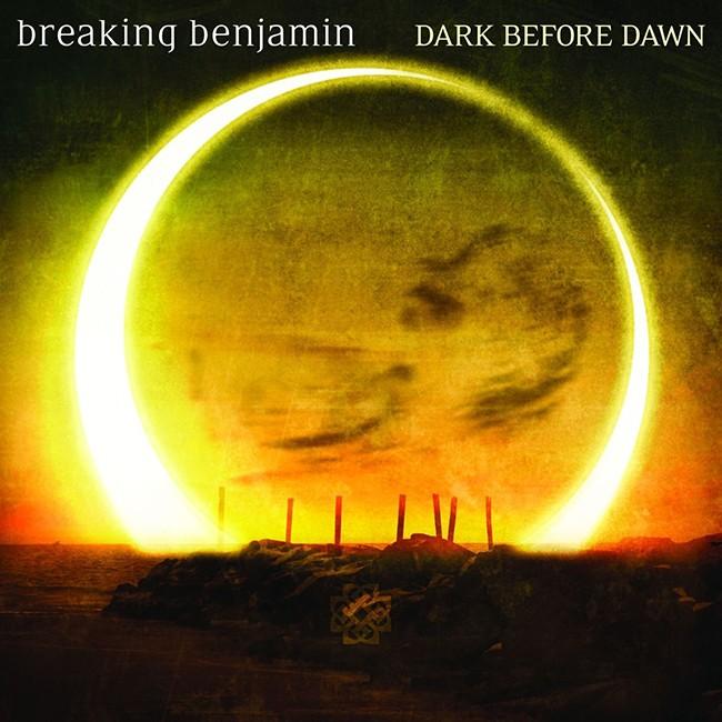 breaking benjamin dark before down 2015