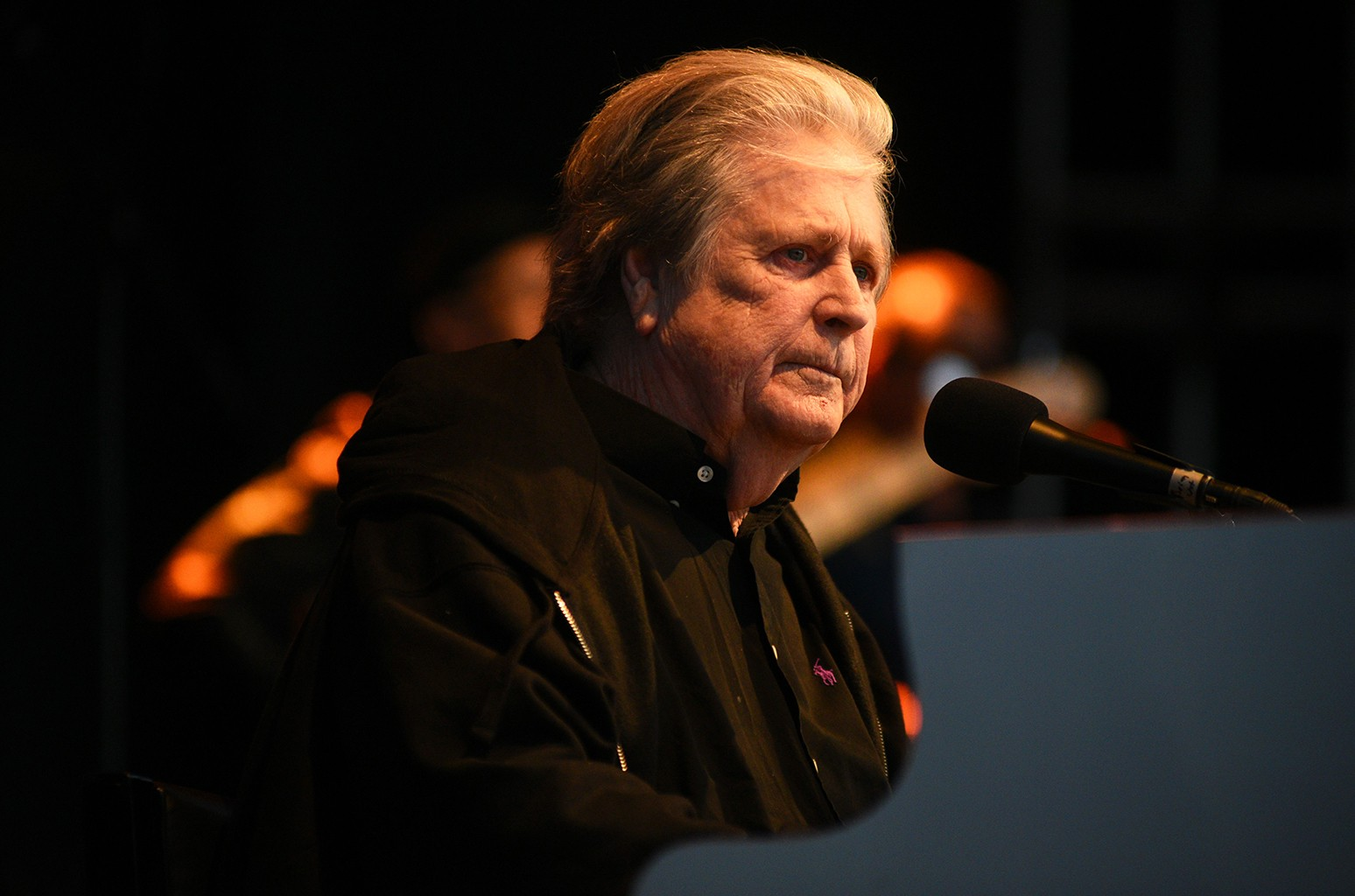 ?Brian Wilson performs during Northside Festival
