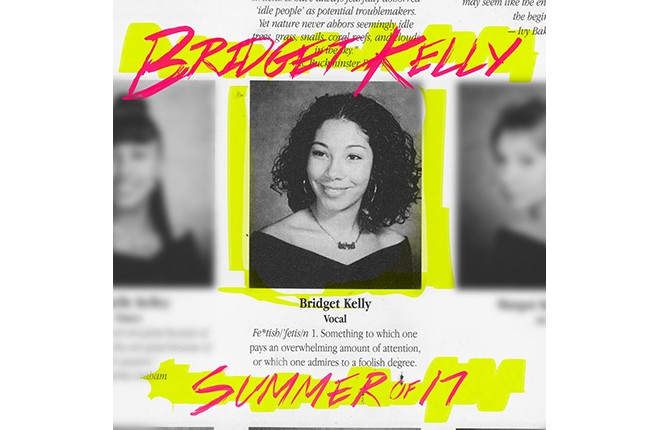 Bridget Kelly Summer of 17