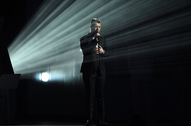 Sam Smith BRIT Awards 2015