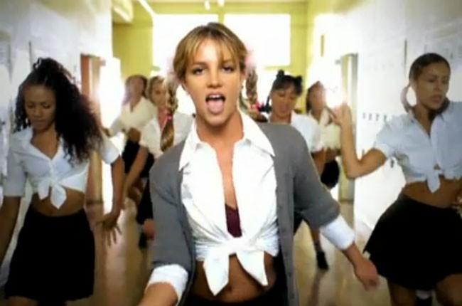 Porno britney spears nackt Britney Spears