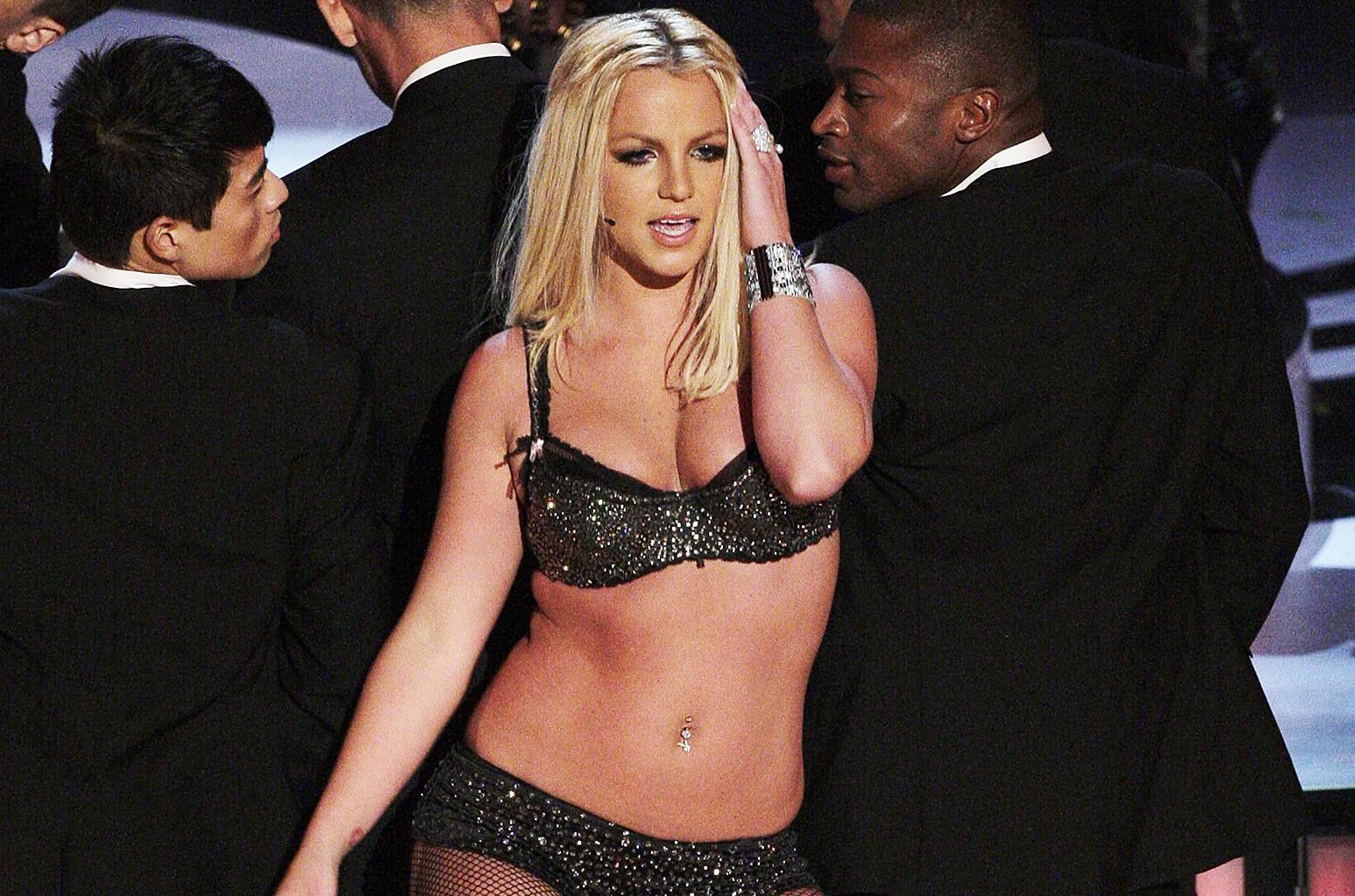 Britney Spears, 2007
