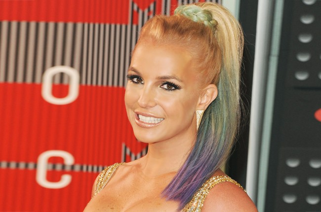 britney spears 2015 mtv vmas