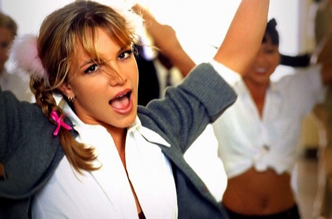 Britney Spears' ...Baby One More Time Video
