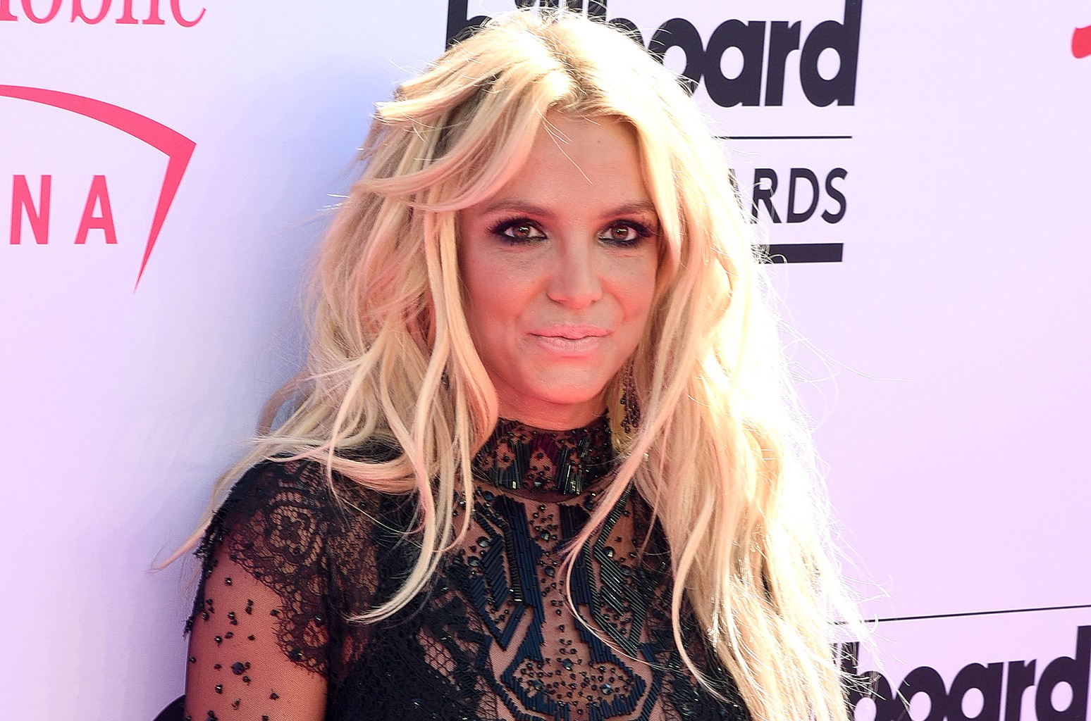 Britney Spears attends the 2016 Billboard Music Awards