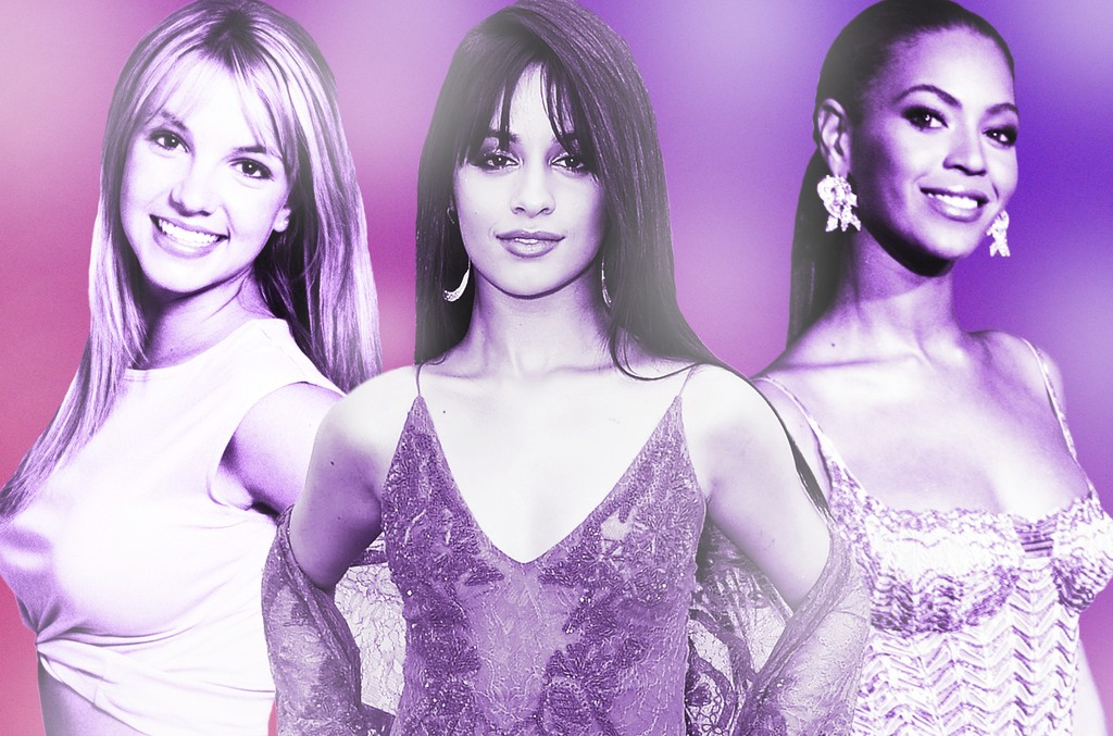 Britney Spears, Camila Cabello Beyonce
