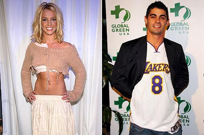Britney Spears and Kevin Federline, 2007.
