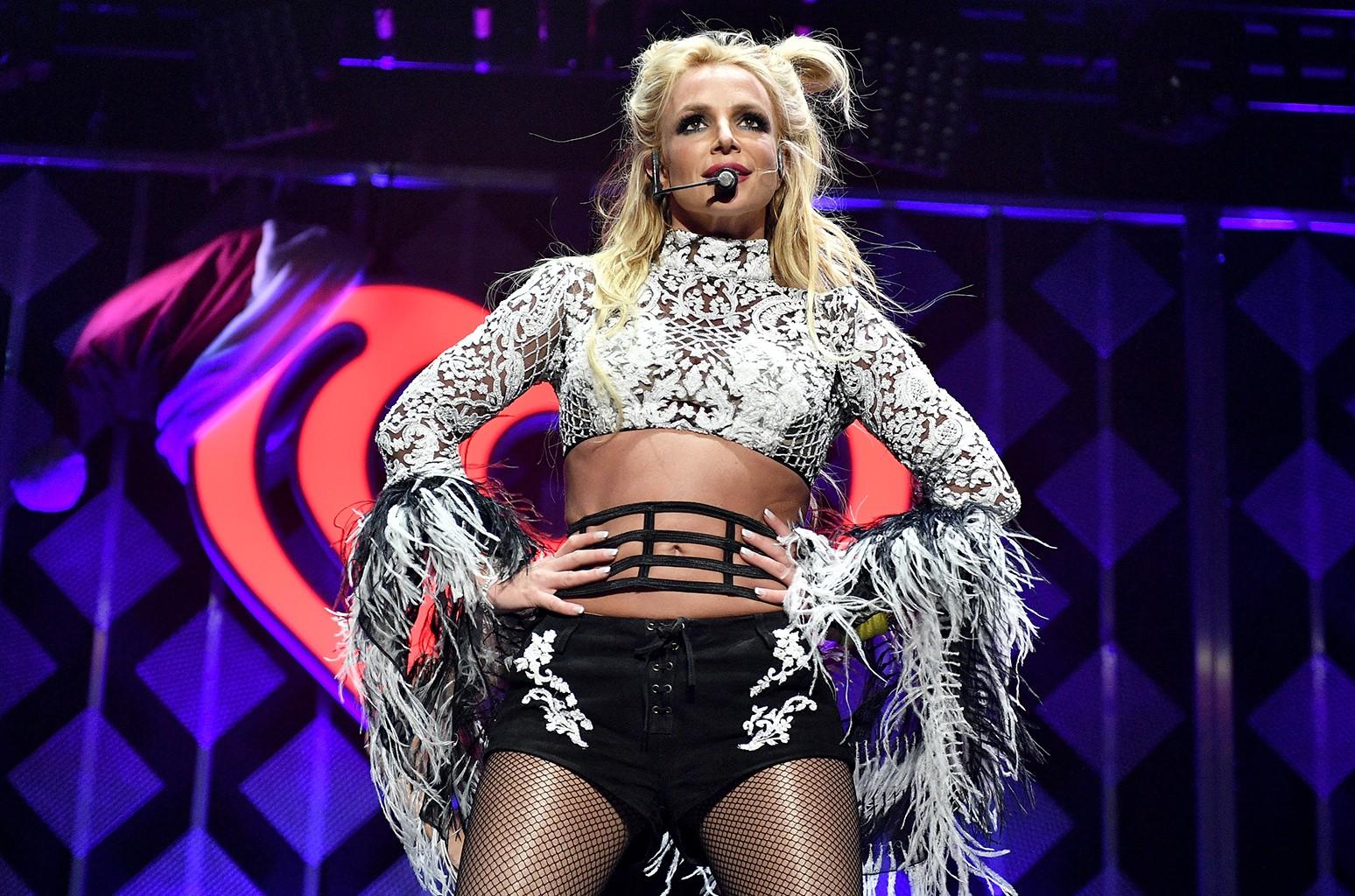Britney Spears in 2016