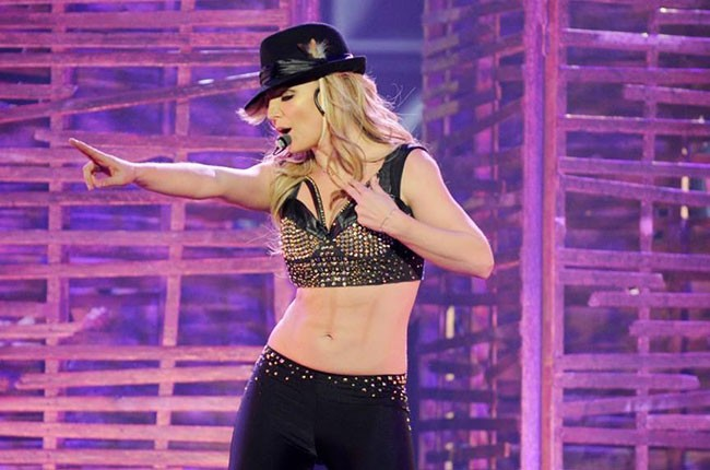 Britney Spears Hits Filled Piece Of Me Show Opens In Las Vegas Live Review Billboard