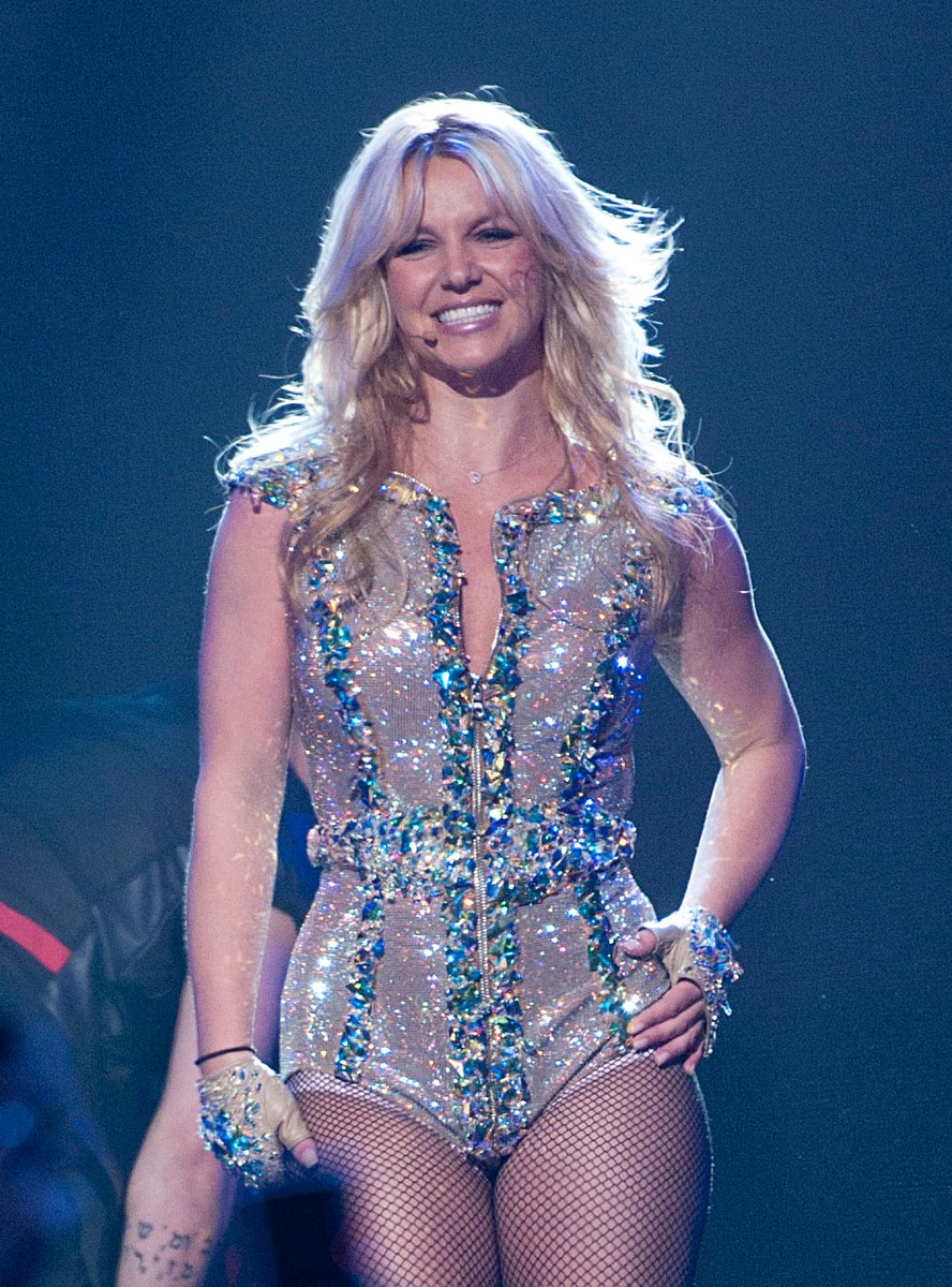 Britney Spears, 2011
