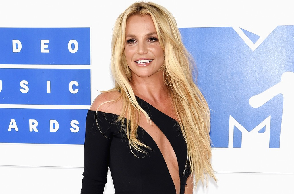 Britney Spears, 2016