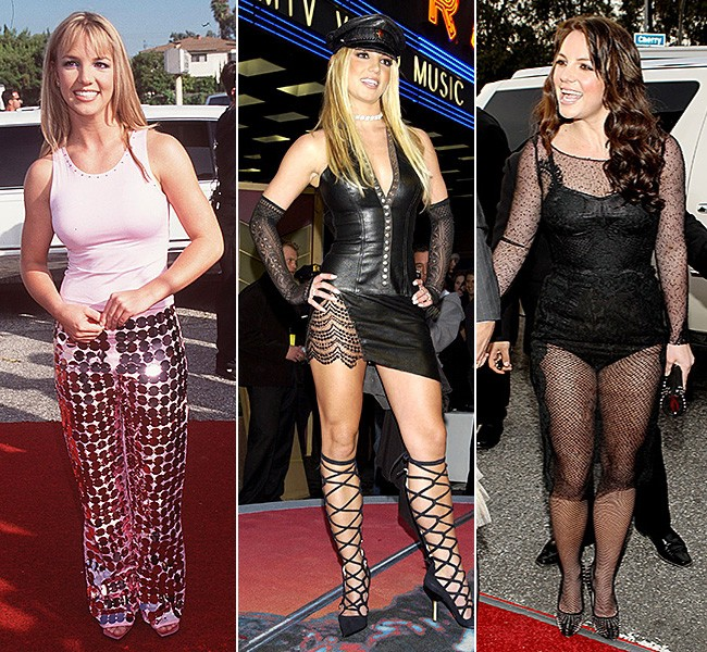 Britney Spears' 35 Most Outrageous Outfits | Billboard