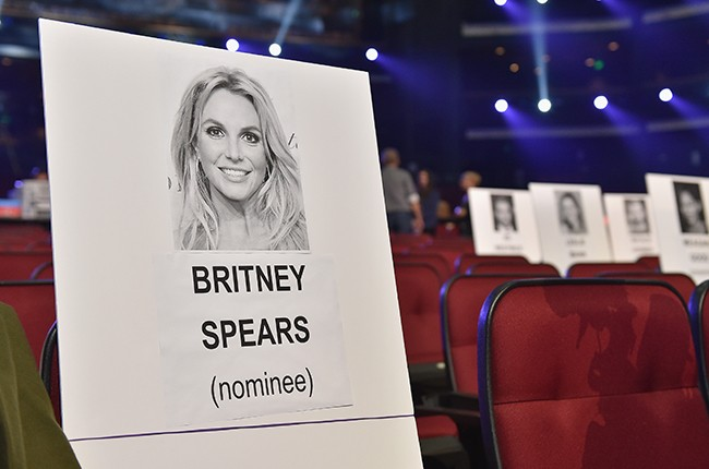 Britney Spears People's Choice Awards