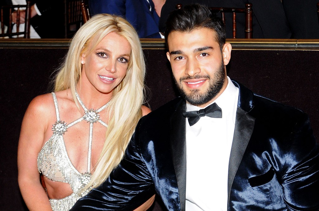 Sam Asghari Defends 'Authentic, Funny, Humble' Britney Spears After Author Calls Instagram Posts 'Scary'