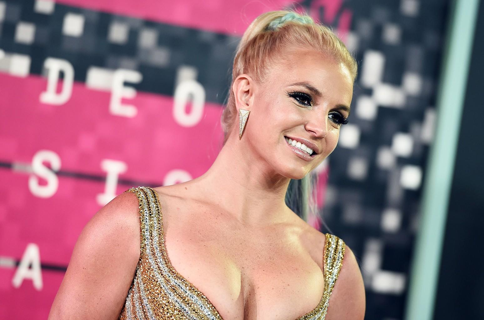 Britney Spears in 2015