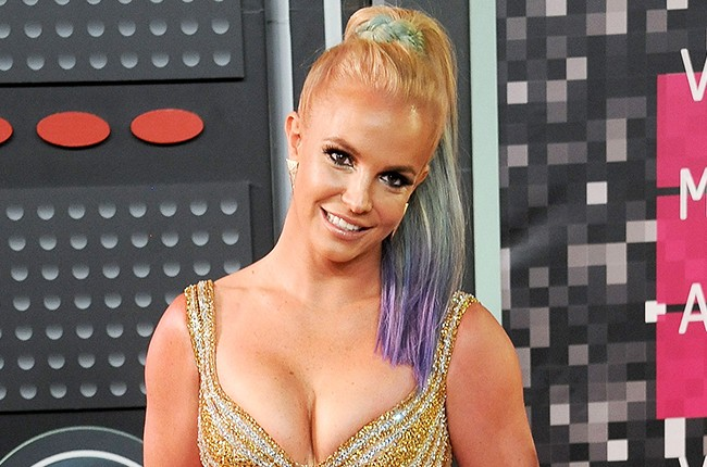 Britney Spears 2015