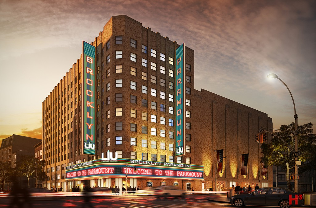 Brooklyn Paramount in 2016