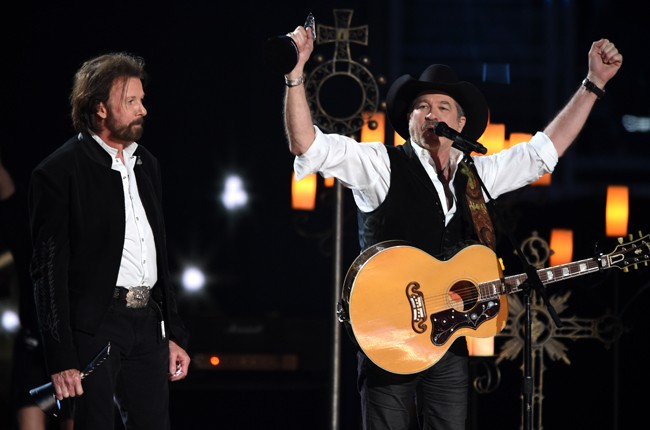 Brooks & Dunn acm 2015