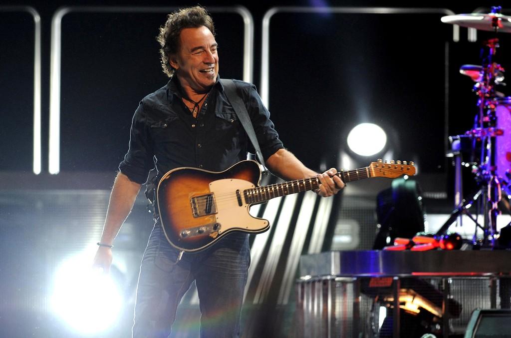 Bruce Springsteen, 2007