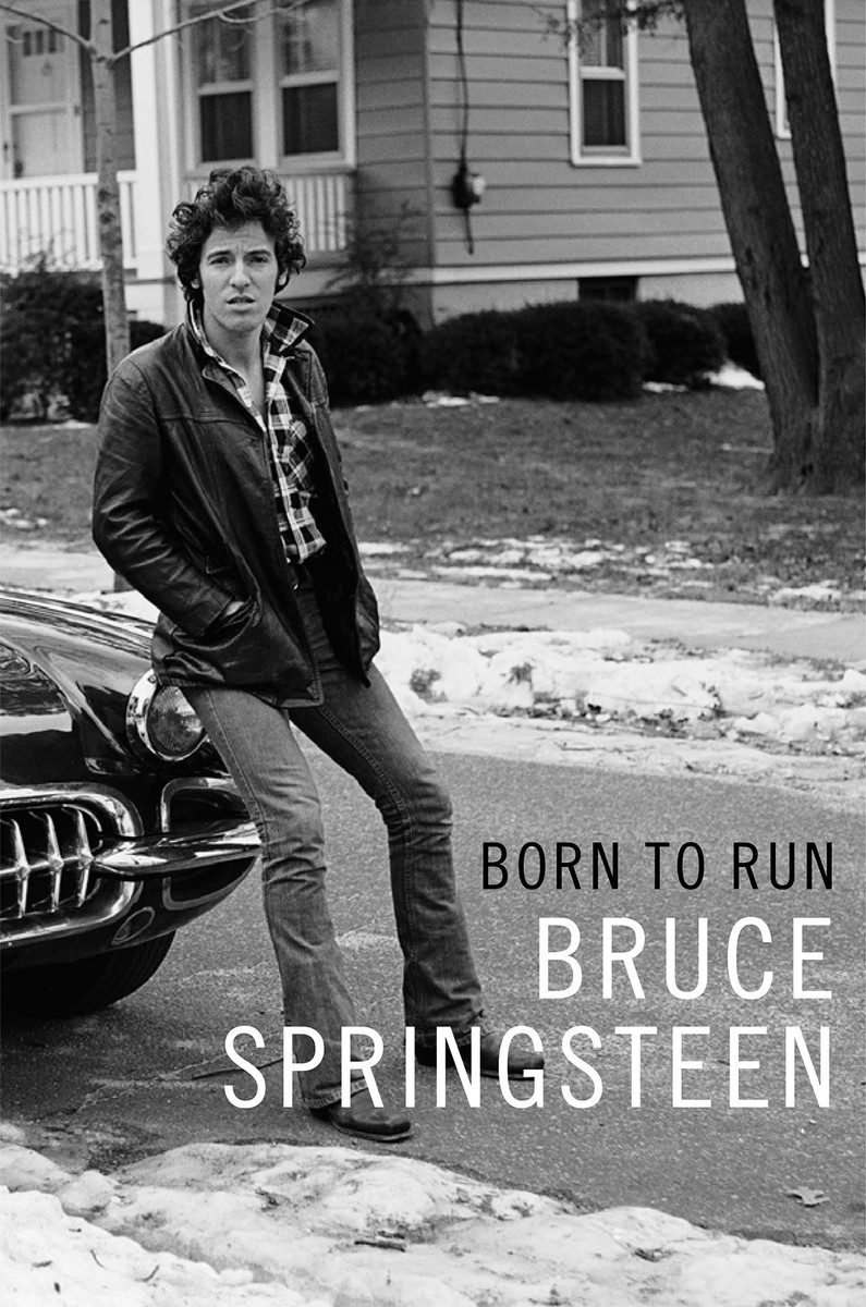 'Born to Run' by Bruce Springsteen