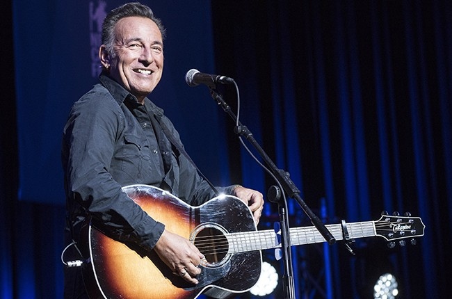 Bruce Springsteen Playing Saturday Night Live In December Billboard